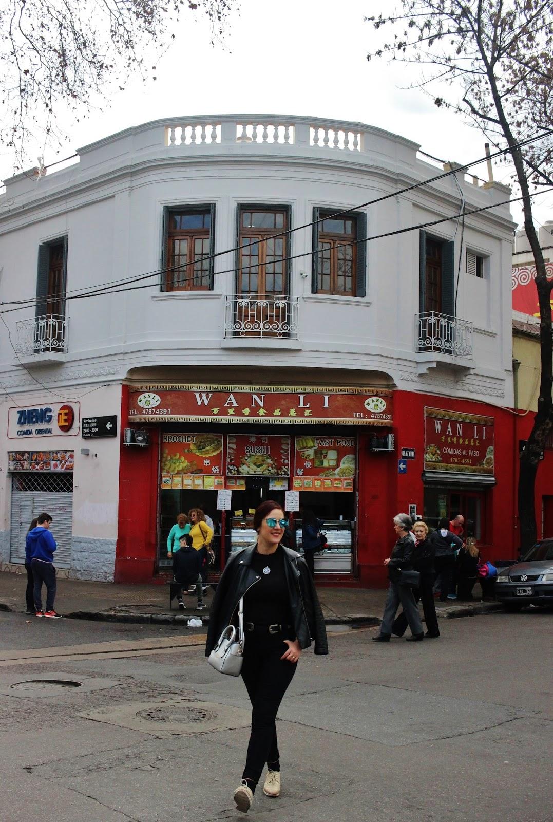 Barrio Chino de Buenos Aires turismo
