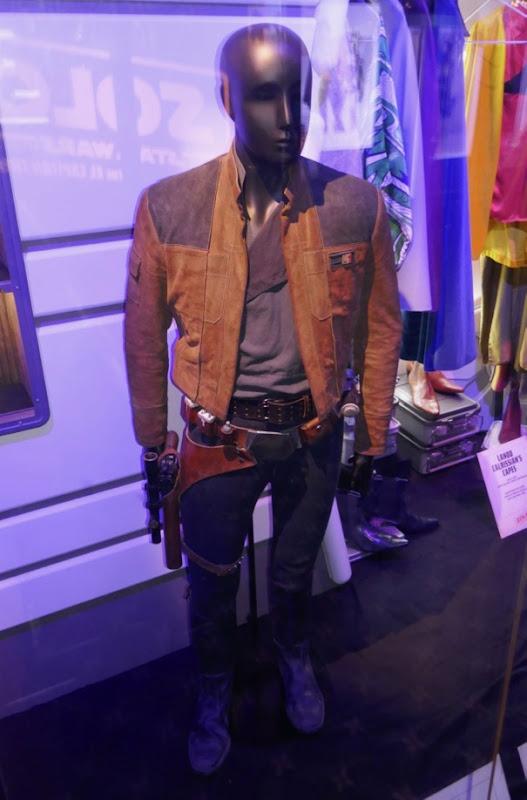 Alden Ehrenreich Solo Star Wars film costume