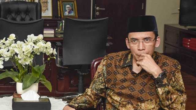 TGB Diduga Terima Gratifikasi Divestasi Newmont Nusa Tenggara