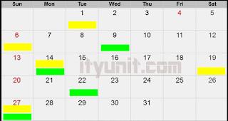 30-days-calender
