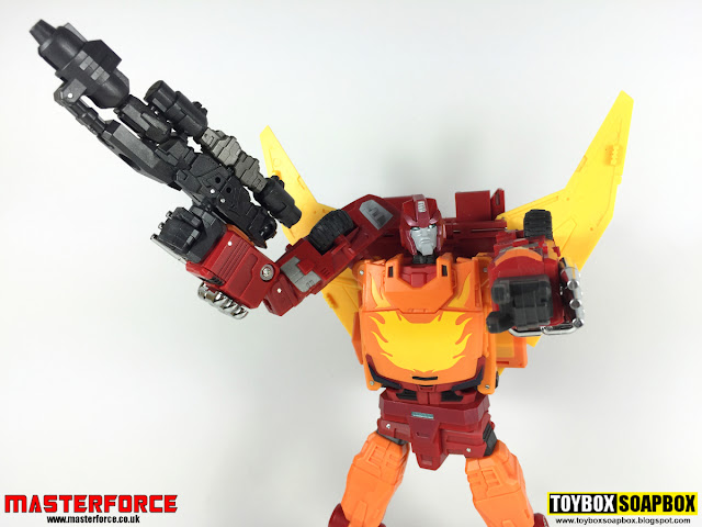 dx9 carry targetmaster fan mode