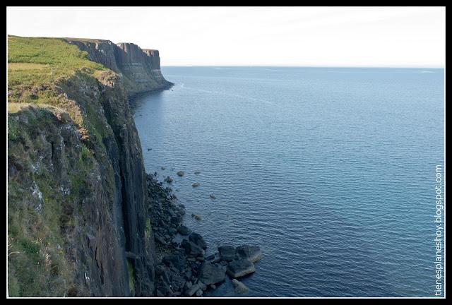 Kilt Rock Isla de Skye (Escocia)