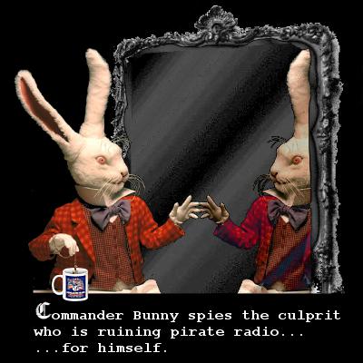 Radio Paranoia: September 2011