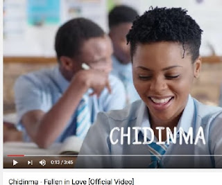 Chidinma's New Video Gets 3million Views In 2 Months