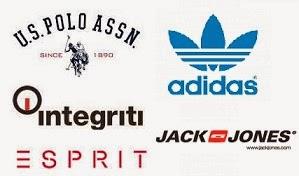 Flat 55% Off on Adidas, Esprit, Integriti, US Polo, Polo Ralph | Minimum 50% Off on Jack & Jones Clothings