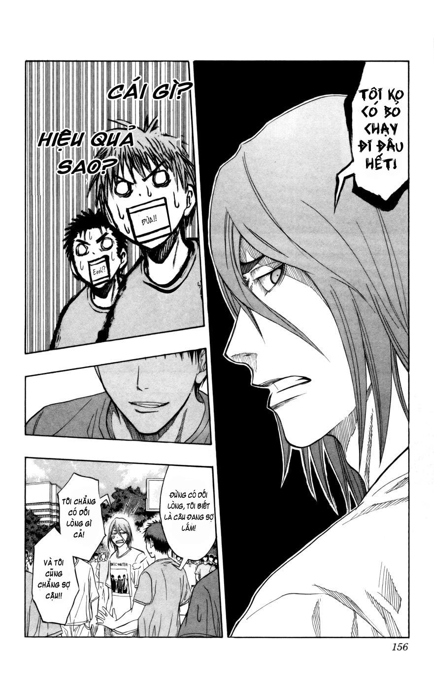 Kuroko No Basket chap 078 trang 10