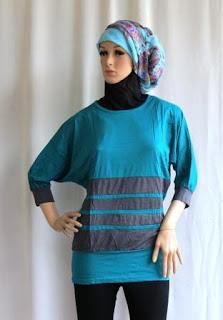 Atasan Kaos Cantik BKM2139-01