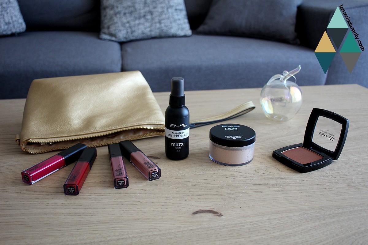 avis maquillage BYS petit prix