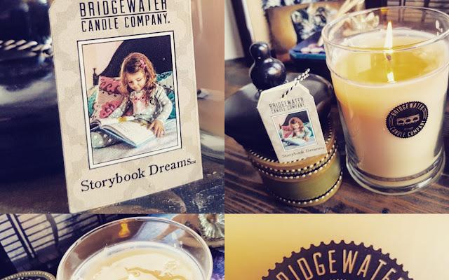 STORYBOOK DREAMS - moja pierwsza duża świeca Bridgewater Candle - Czytaj więcej »