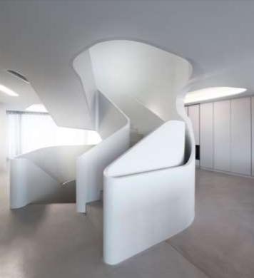 tangga rumah stainless steel