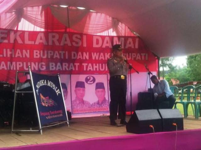 Irwasda Polda Lampung