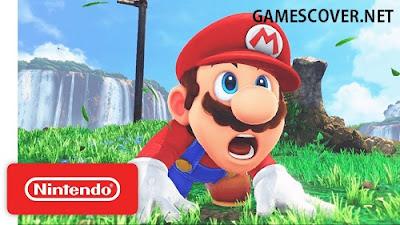 Super Mario Odyssey Story