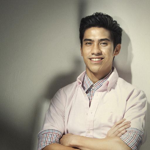 Iedil Putra - Aktor Malaysia