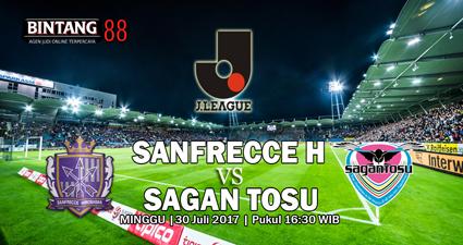 Prediksi Skor Sanfrecce Hiroshima Vs Sagan Tosu 30 Juli 2017