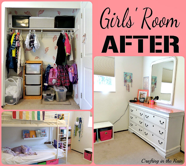 Cleaning Up The Girls' Room