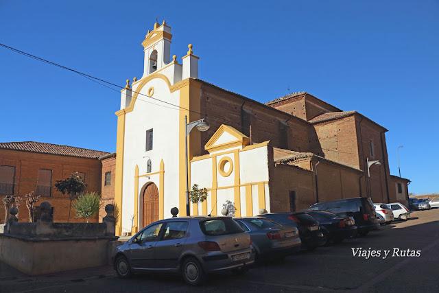 Iglesia de San Juan de Sahagún de Campos, León