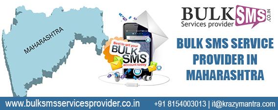 Bulk sms service provider in maharashtra