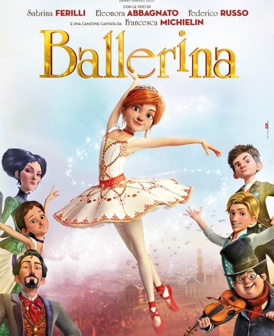 Ballerina [2016] [DVDR] [NTSC] [Latino]