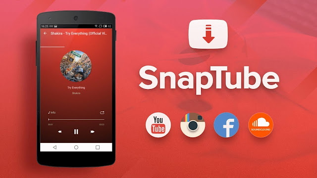 تحميل تطبيق سناب تيوب 2020 Snaptube اخر اصدار