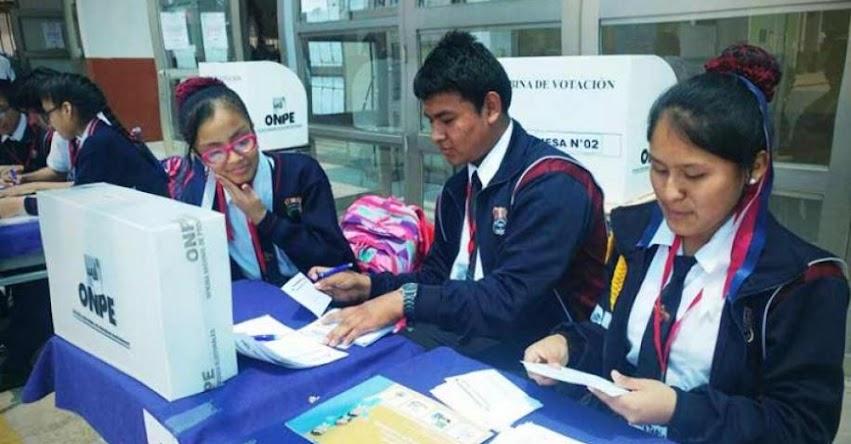 DRELM: Estudiantes de Lima Metropolitana eligieron a sus alcaldes escolares - www.drelm.gob.pe