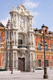 Palacio San Telmo sevilla