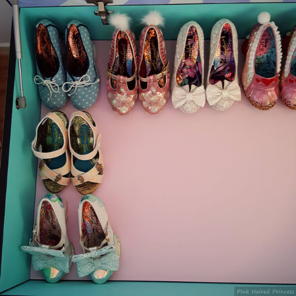 irregular choice mermaid storage chest example of rows