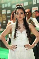 Meghana Gaur in a Deep Neck Sleeveless White Gown at IIFA Utsavam Awards 042.JPG