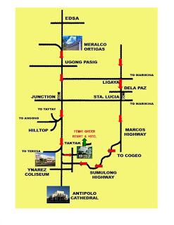 Femar Garden Hotel and Resort in Antipolo Affordable Resort