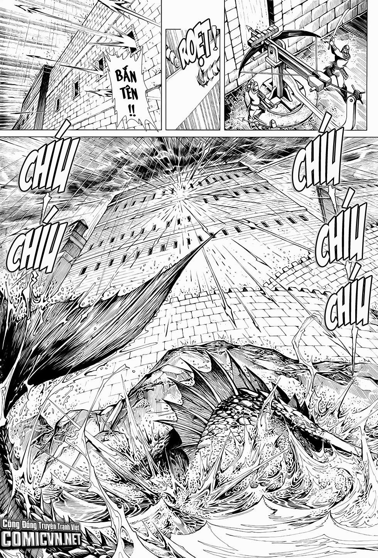 Chiến Phổ chapter 1: chiến thần lan lăng vương trang 22