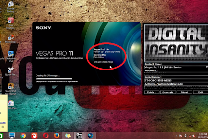 How to Get Sony Vegas Pro Full All Version (11,12,13) for 32&64 bit FREE