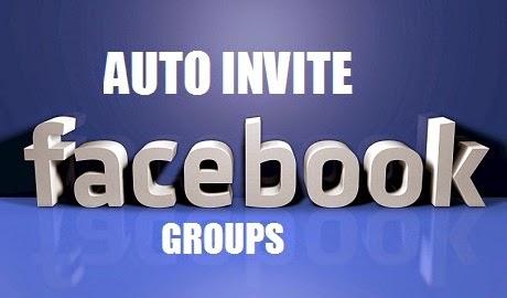Menambahkan Semua Teman KeGroup Facebook