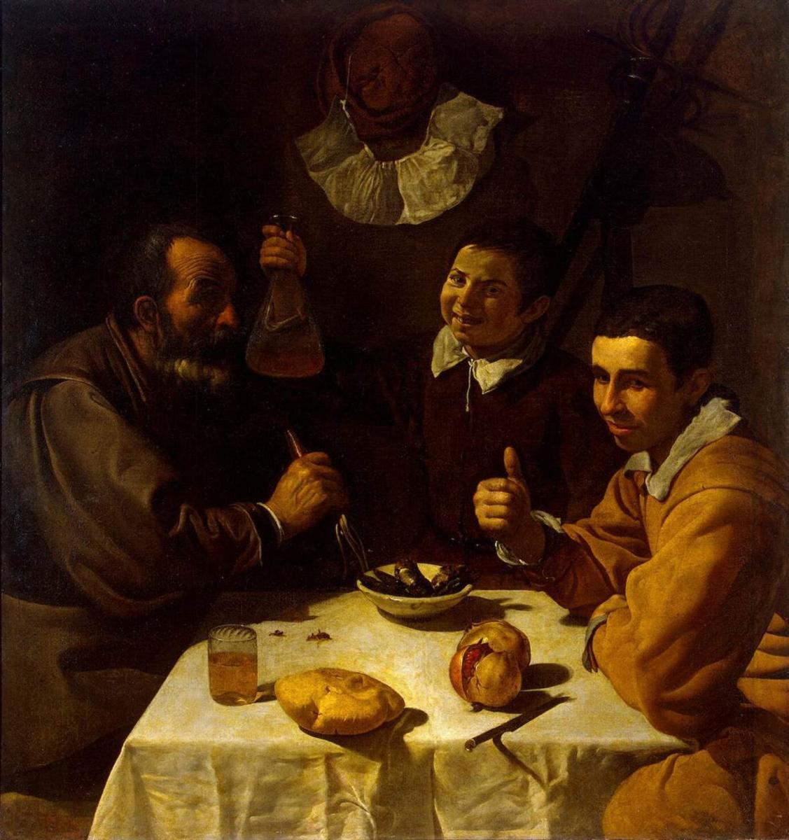Diego vel zquez baroque era painter tutt 39 art for Famous artist in baroque period