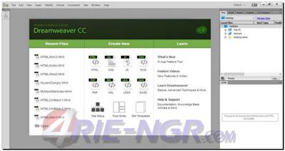 Adobe Dreamweaver CC 2015 16.1.0 Full Terbaru