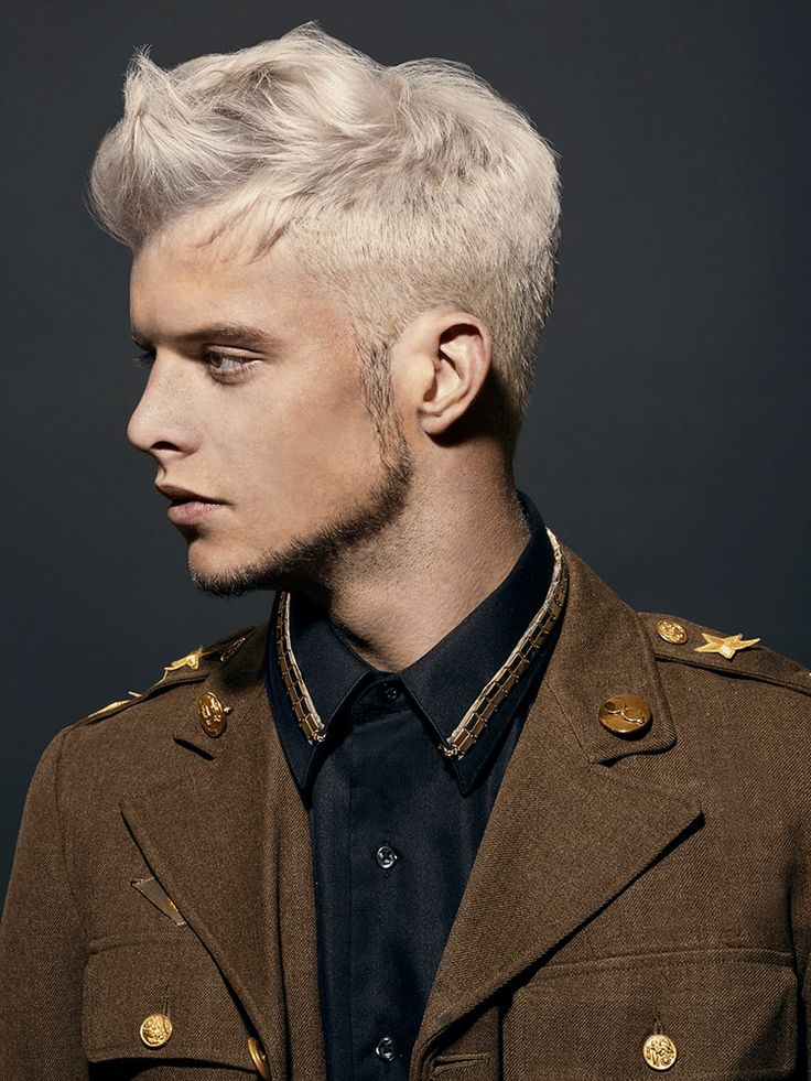 Platinum Shades For Men The Haircut Web