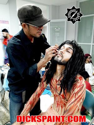 make up jesus jakarta