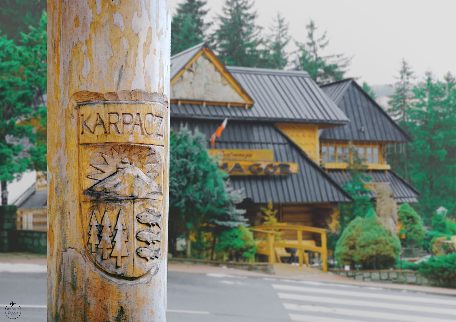 Karpacz, dom góralski, restauracja karpacz