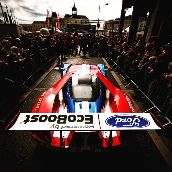 Ford GT 24 Horas Le Mans