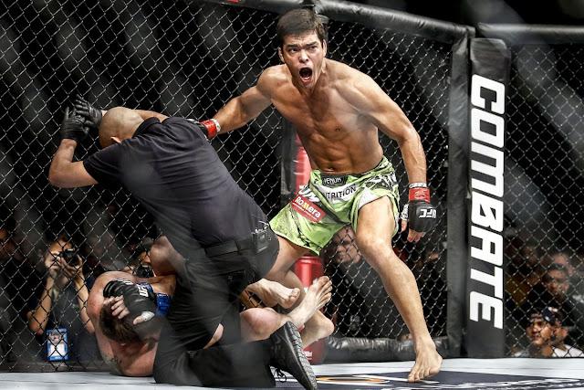 Horário da Luta Lyoto Machida e Eryk Anders UFC Belém 03/02/2018