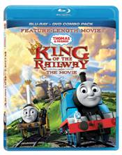 Enter to win the Thomas and Friends: King of the Railway Combo Pack, US/18+ Ends 9/17.