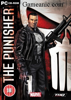 The Punisher Game cover