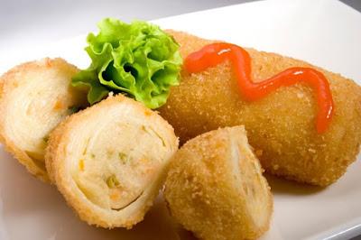 Resep Risoles Ragout Sayuran dan Ayam - Resep Enak Lezat
