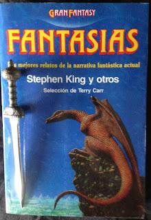 Portada del libro Fantasías, de varios autores