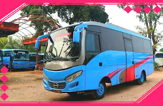 Rental Bus Medium Depok, Rental Bus Medium, Rental Bus Medium Murah