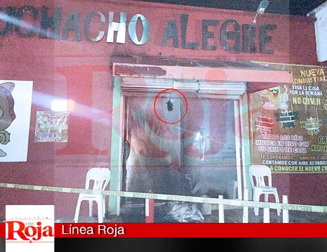 Atacan un bar de la colonia Ejido de Playa del Carmen