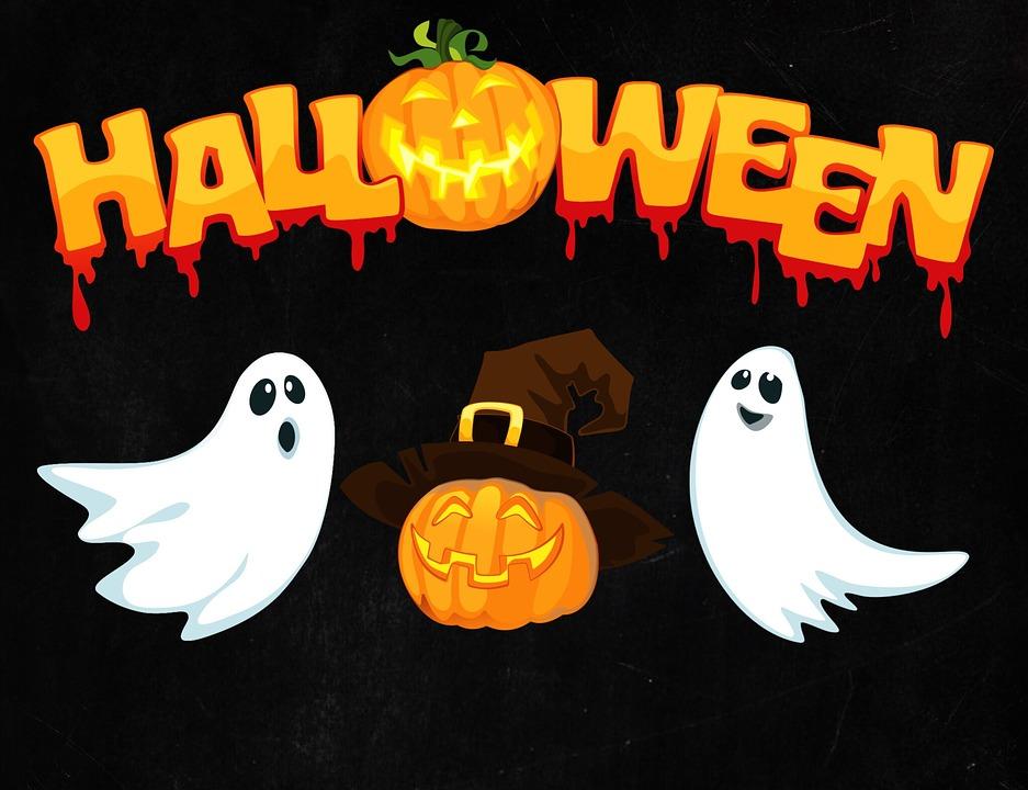 عيد الهالوين موعد الأرواح والشياطين الأشباح شبح هالوين halloween scary مخيف مرعب جن