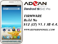 Firmware Advan S5E Pro S12 (LT) V1.1 JB 4.4.2