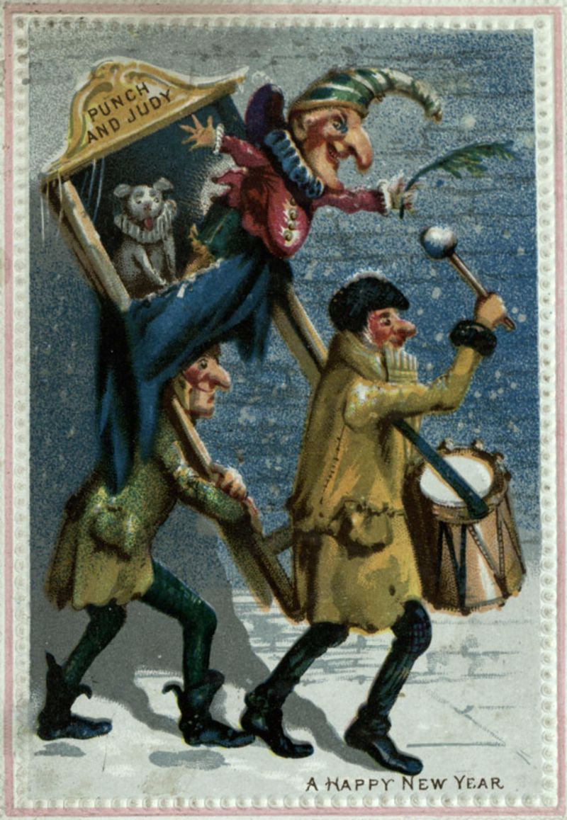 victorian new year cards 9jpeg