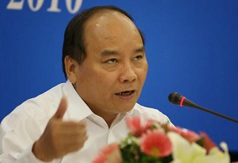 Nguyễn Xuân Phúc - Một kẻ cơ hội phản chủ