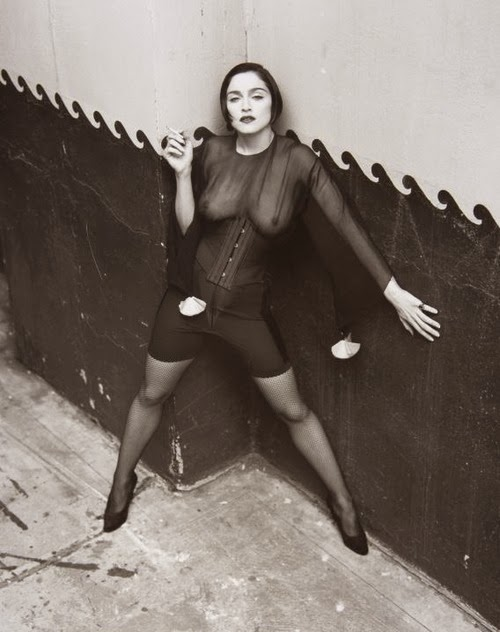 madonna nude picture auction