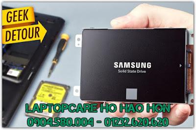 Nâng Cấp SSD Cho Laptop Asus
